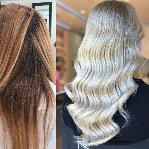 Prije i poslije...